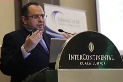 Farouk Abdullah Alwyni Chairman Center for Islamic Studies in Finance, Economics & Development (CISFED)