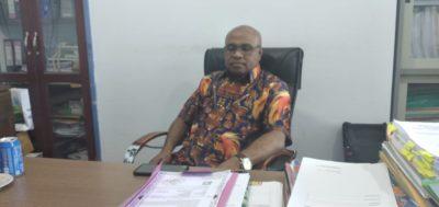 Direktur RSUD Biak, dr. Richard Ricardo Mayor, M. Kes