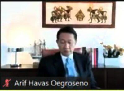 👆Dubes RI utk Rep. Federasi Jerman His Excelency (HE) Arif Havas Oegroseno