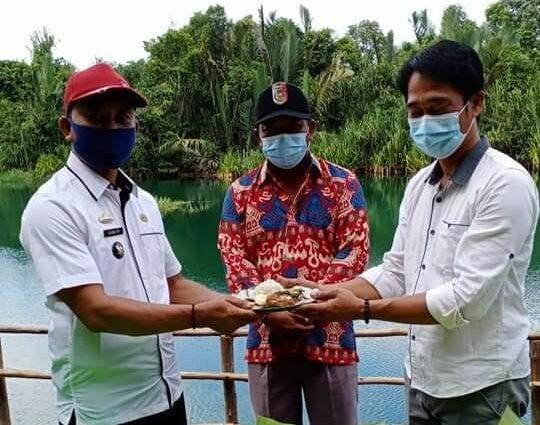 Peresmian Wisata Alam Aji Mesir Media Online Nasional Papuajaya