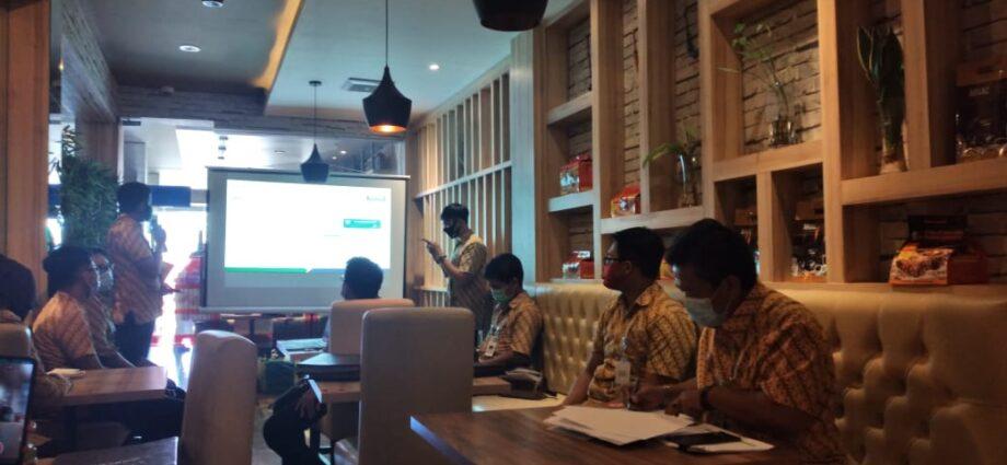 Sosialisasi Relaksasi Tunggakan Bpjs Kesehatan Biak Gelar Coffee Morning Bersama Media Media Online Nasional Papuajaya